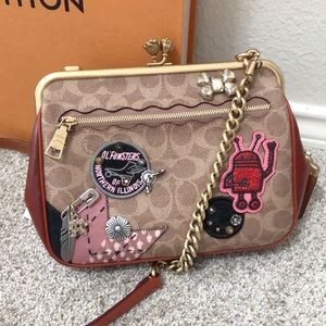 NWT Limited edition Coach Kieth Haring collection